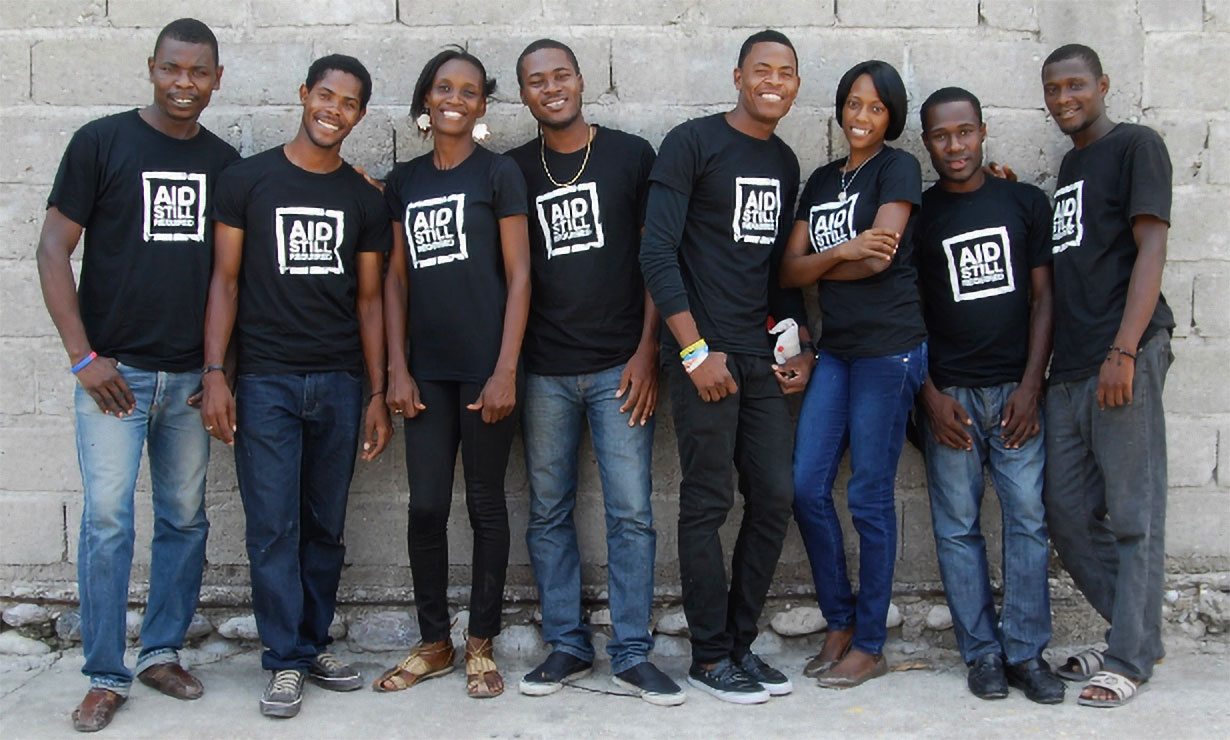 Nouvelle Vie School and ALPHA Adult Programs Team