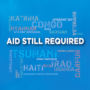 Aid Still Required All-Star Tsunami CD Compilation