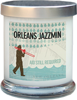 Lakewood's Orleans Jazzmin Candle