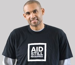 Aid Still Required T-shirt