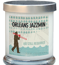 Orleans Jazzmin Candle