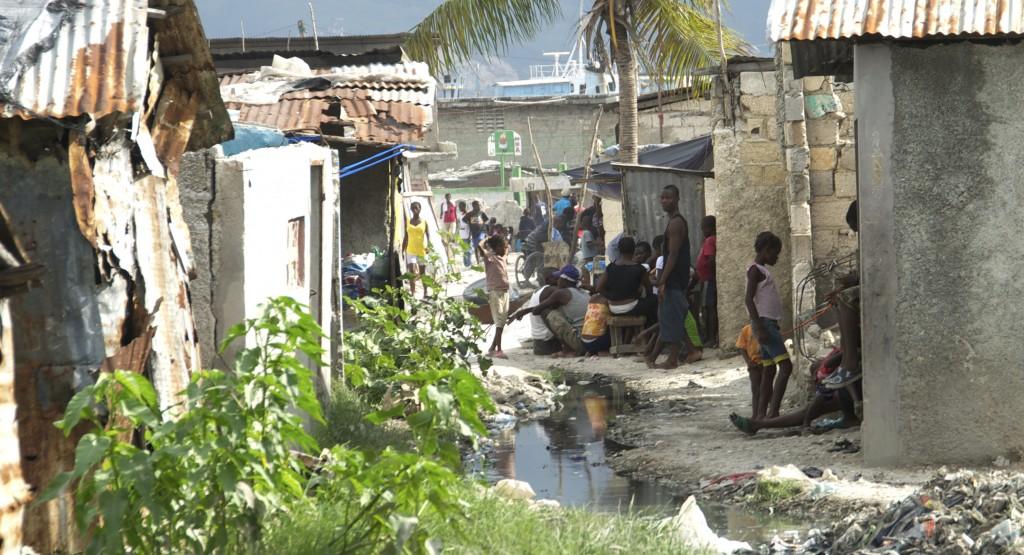 Wharf Jeremie Haiti