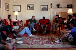John sits with future change-makers to discuss the state of Uganda and what needs to be done.